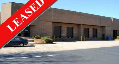 10900 South Commerce Blvd, Unit A (Leased/Industrial)